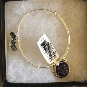 Alex and Ani Stellar love bracelet, new with tags